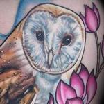 Tattoos - Owl - 130178