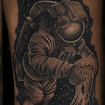 Tattoos - Astronaut  - 138315