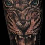 Tattoos - Tiger - 137992