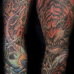Tattoos - Full Sleeve  - 137443