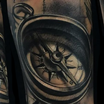 Tattoos - Compass - 137725