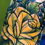 Tattoos - Rose/Bluebonnet - 139430