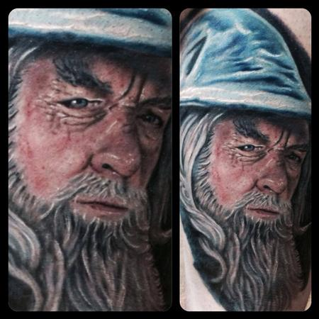 Tattoos - Gandalf - 86681