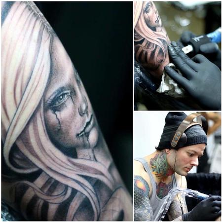 Tattoos - Serpent Lady  - 122374