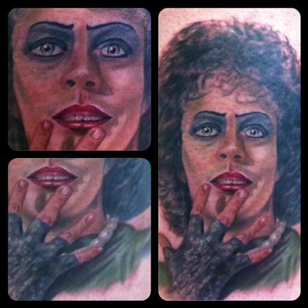 Tattoos - Frank-N-Furter - 122446