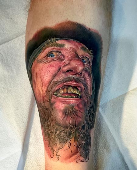Tattoos - Barbossa  - 141727