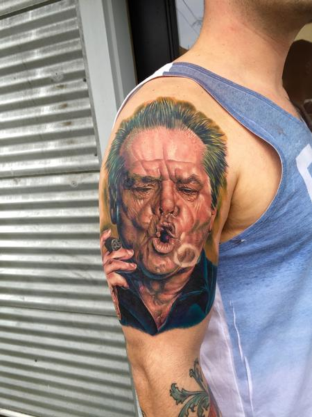 Tattoos - Jack Nicholson - 141728