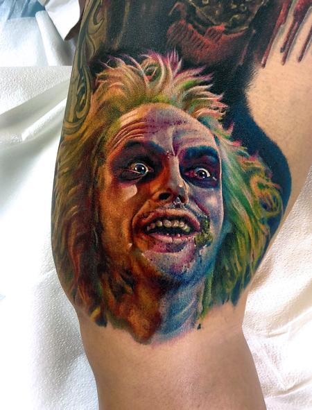 Tattoos - Beetlejuice - 142407