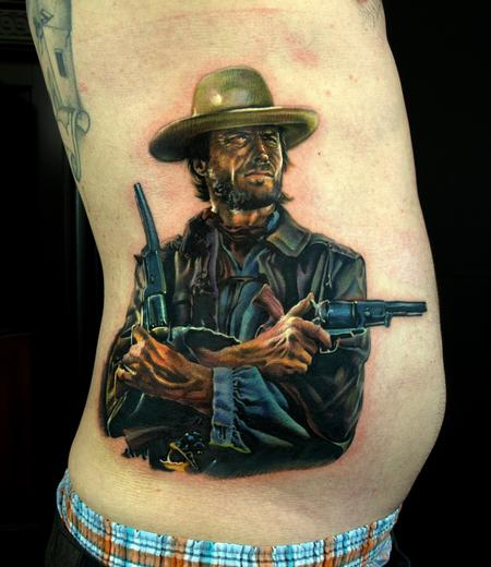 Tattoos - Clint Eastwood - 139071