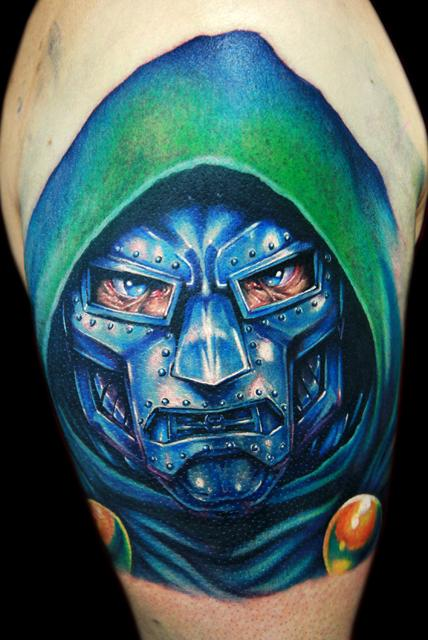 Tattoos - Dr. Muthaf*cking Doom