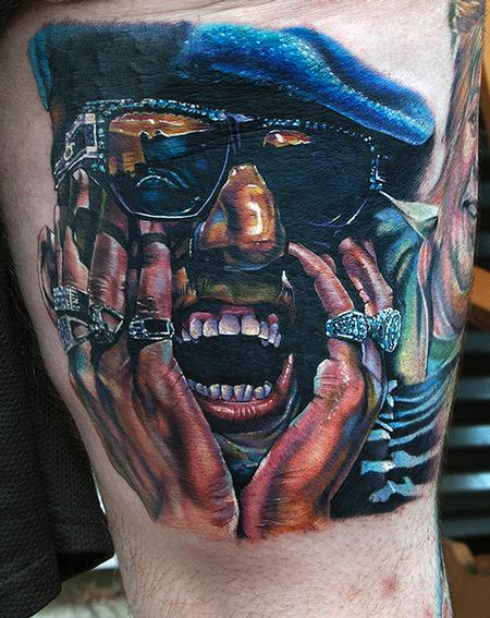 Tattoos - Humpty hump