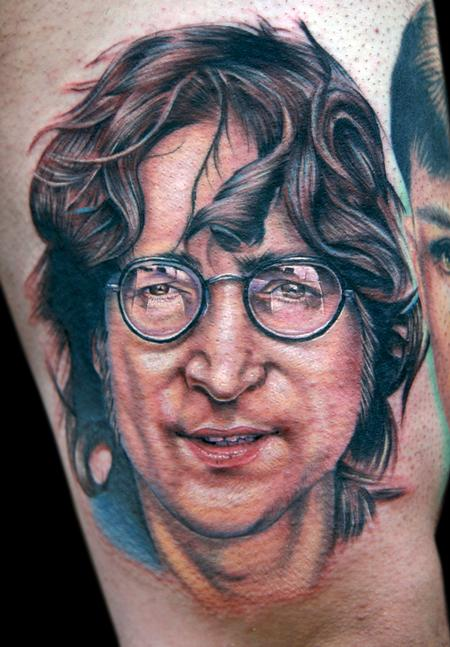 Tattoos - Lennon