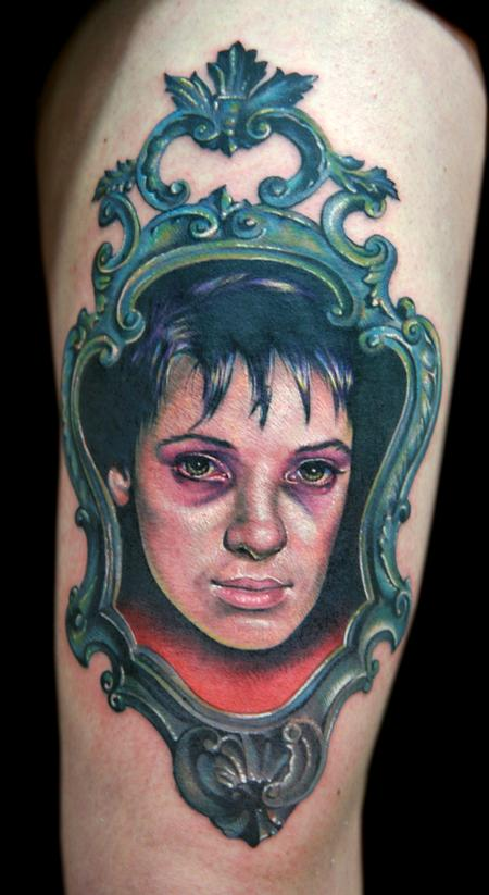Tattoos - Lydia Deetz