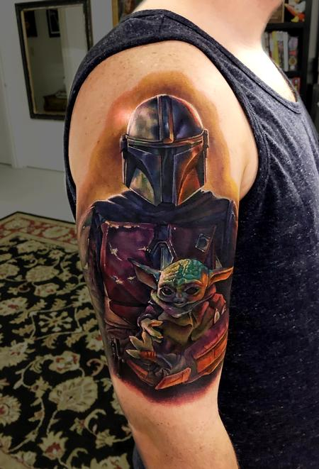 Tattoos - Mando - 142401