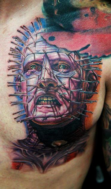 Tattoos - Pinhead