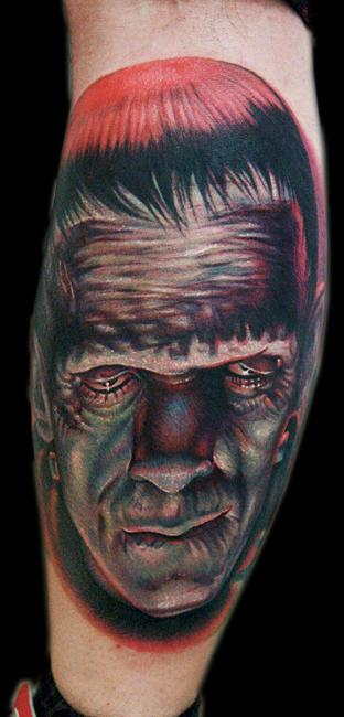 Tattoos - Frankensteins Monster