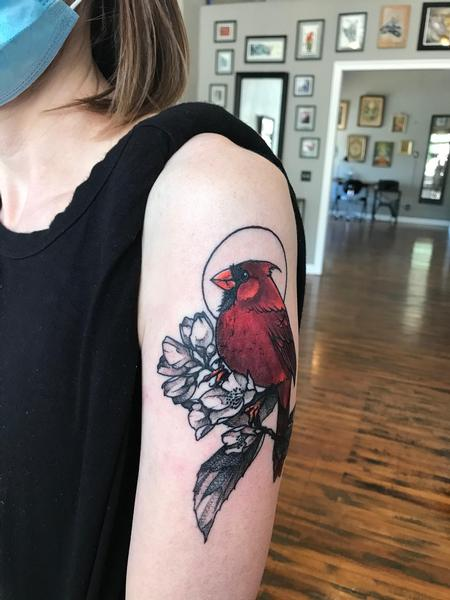 Tattoos - Cardinal  - 141859