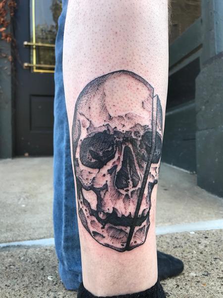 Tattoos - Skull - 139655