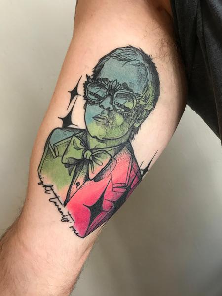 Tattoos - Elton - 140839