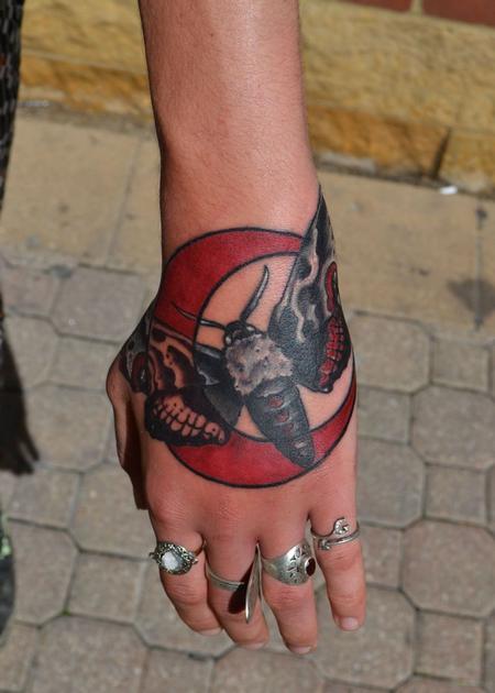 Tattoos - Mothra - 91260