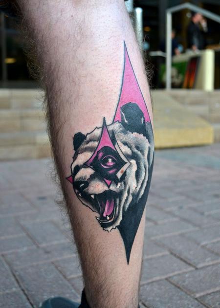 Tattoos - Raaarrrr - 91256