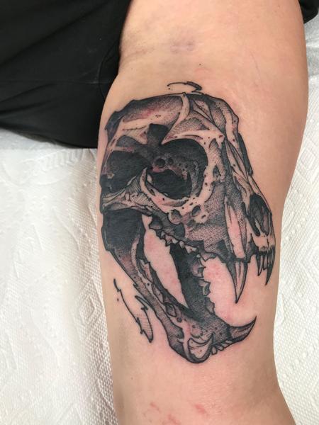 Tattoos - Leopard  - 139656