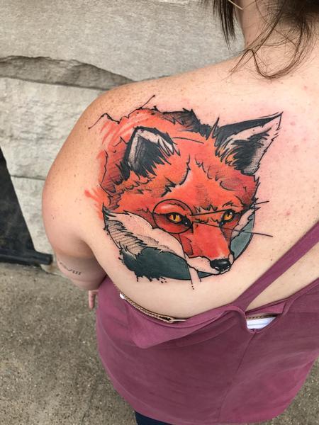 Tattoos - Meghan Fox - 129809
