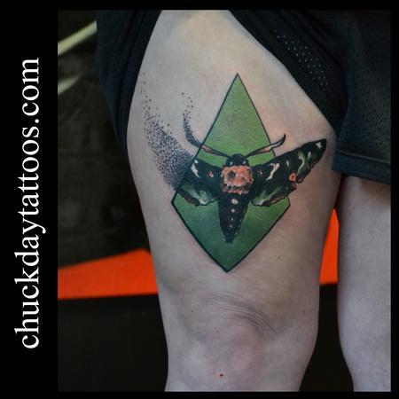 Tattoos - Lennons new moth - 97720
