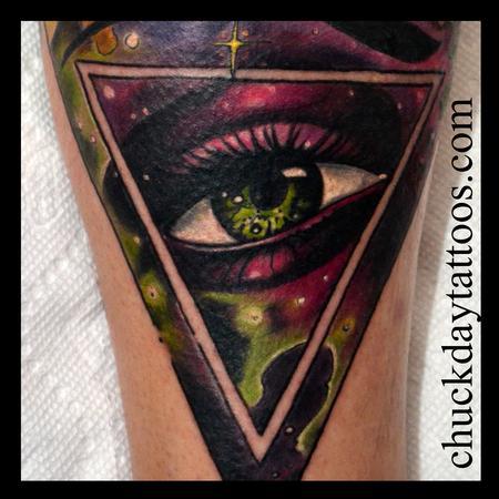 Tattoos - Eye Detail - 100814