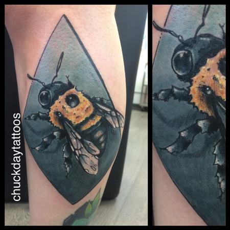 Tattoos - Bee - 120166