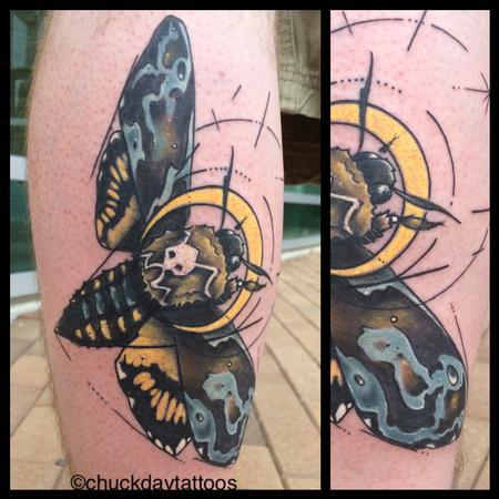 Tattoos - Deaths Head - 122731