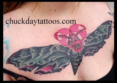 Tattoos - follow the light within - 75587