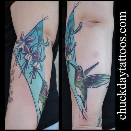 Tattoos - Alex's bird - 94697