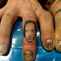 Tattoos - Marilyn Manson - 131308
