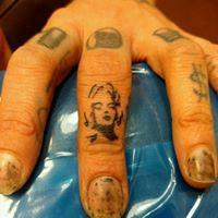 Tattoos - Marilyn Monroe - 131314
