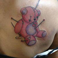 Tattoos - Teddy Voo Doo Doll - 131315