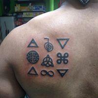 Tattoos - Symbols - 131318