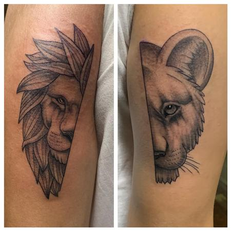 Tattoos - His and Hers - 142760
