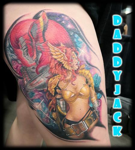 Tattoos - Angela_Thors_Sister_ByJack - 133809