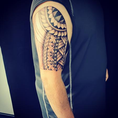 Tattoos - Polynesian Tribal  - 142161