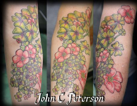 Tattoos - Floral_Tattoo_John_C_Peterson - 128433