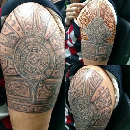 Tattoos - Shoulder Cap Addition - 125483
