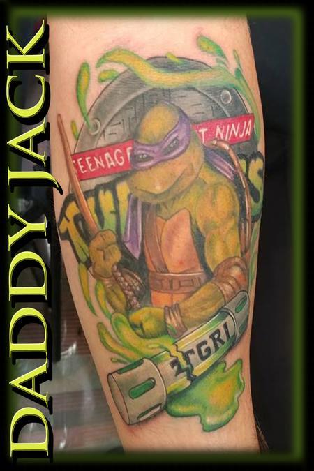 Tattoos - Teenage Mutant Ninja Turtles - 130666