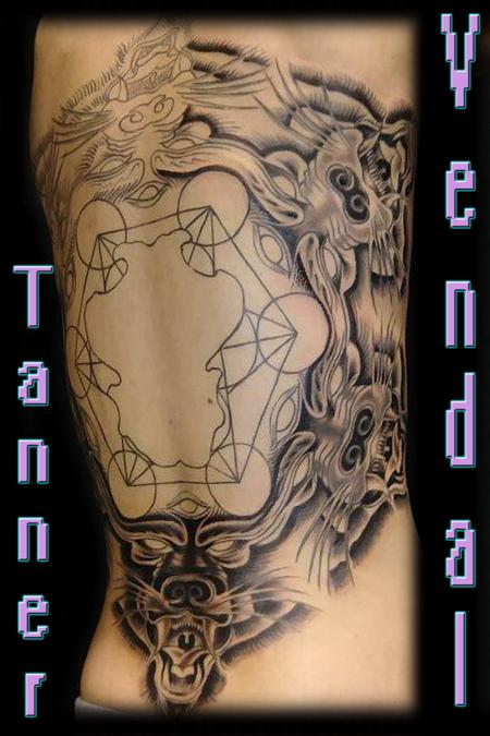 Tanner Vendal - Wolve Circle