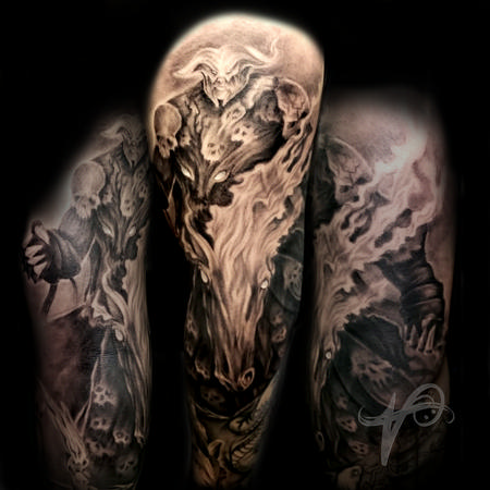 Tattoos - War  - 137916