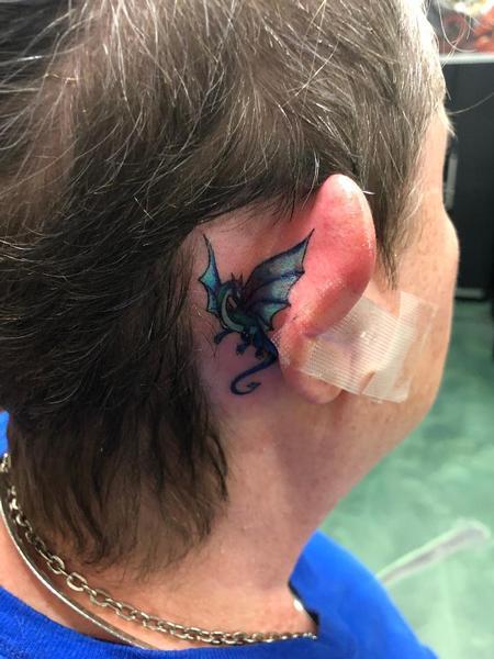 Tattoos - Dragon - 139448