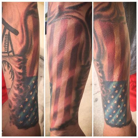 Tattoos - Flag Filler - 139868