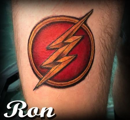 Tattoos - Flash Logo  - 143414