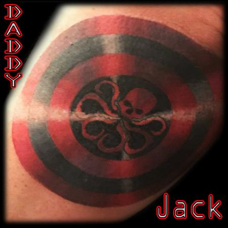 Daddy Jack - Hydra Shield