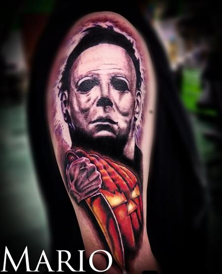 Tattoos - Michael Myers - 138051